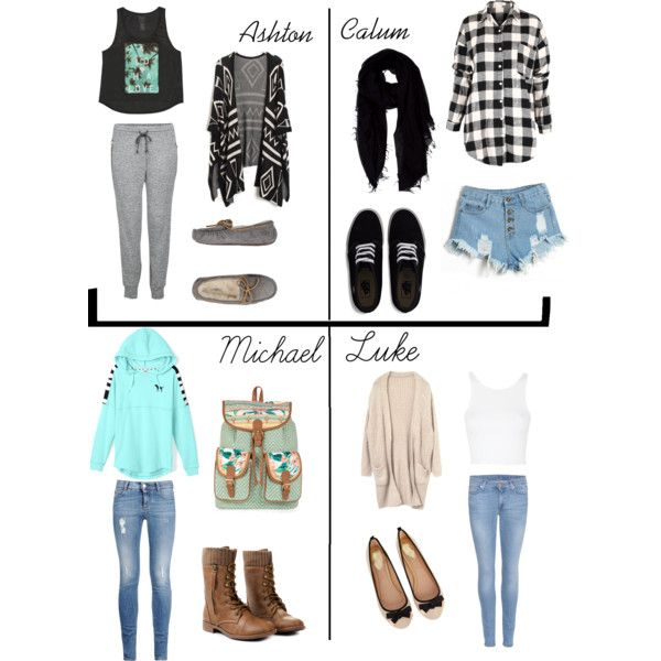 5sos preference- Your first flight together