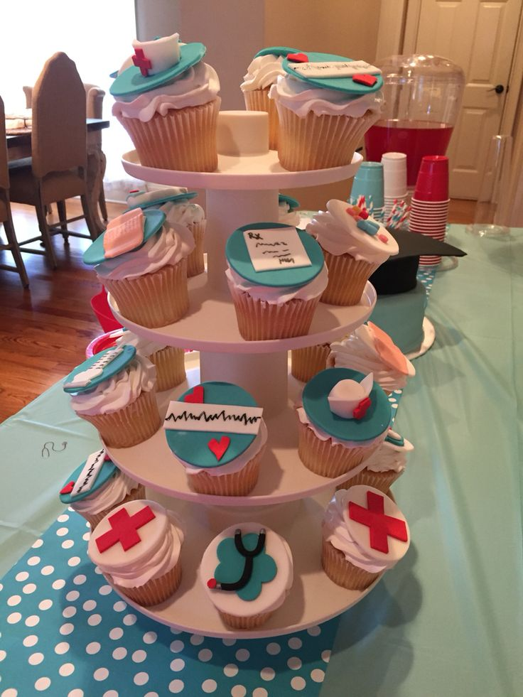 Nurse Practioner Graduation Party Ideas