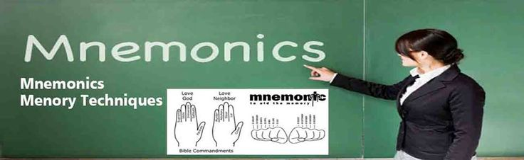 """Use of Mnemonics technique is based on the observation that the human mind more easily remembers spatial, personal, surprising, physical, sexual, humorous, or otherwise """"relatable"""" information, rather than more abstract or impersonal forms of information."""