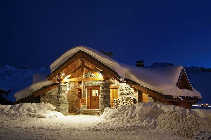 51 best val thorens images on pinterest alps for Log cabin montagne blu