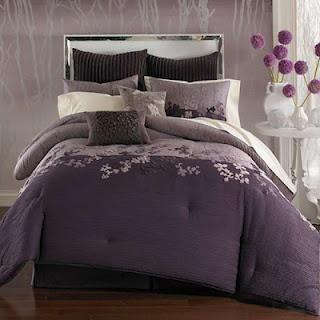 Bedroom Ideas Purple And Grey
