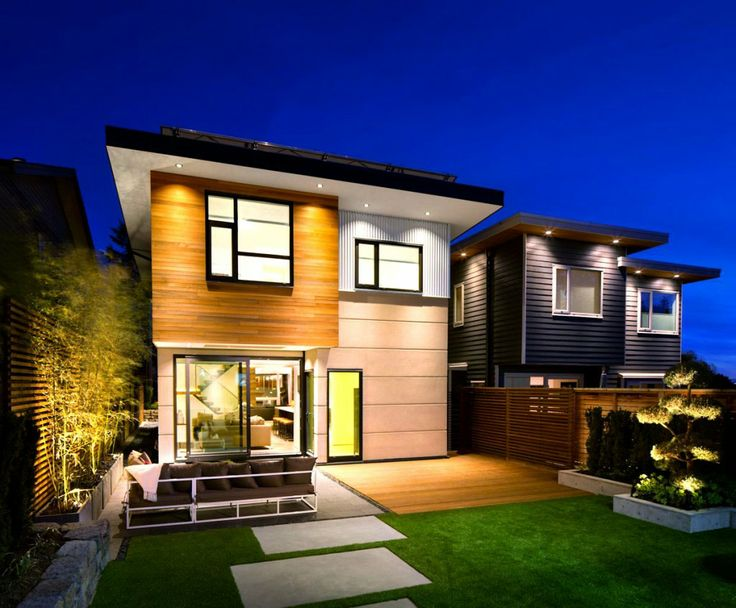 Elegant 18 Best Contemporary Best Green Home Design For A Future Luxurious