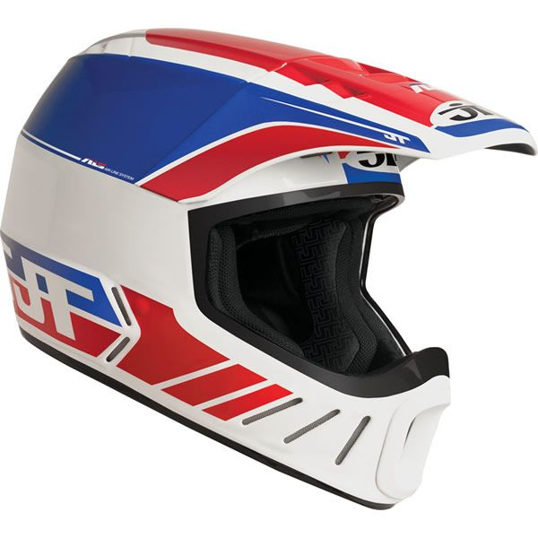 JT Racing Retro Off-Road Helmet
