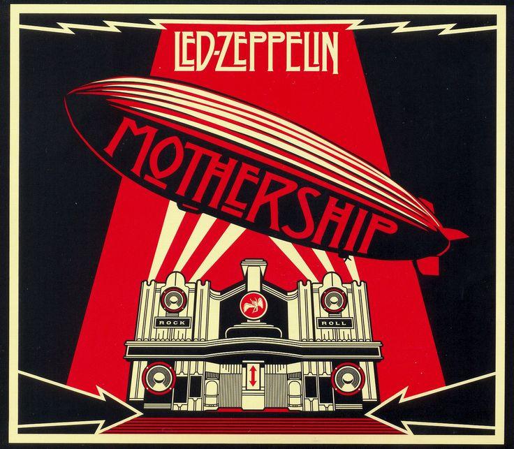 Mothership - Shepard Fairey