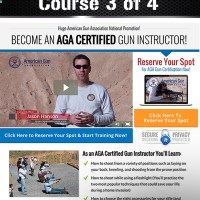 GunCarrier.com and The American Gun Association want to bring you the best in firearm instructor certification training. We've teamed up with former CIA officer Jason Hanson and AGA to teach you everything you need to know about becoming a certified firearms instructor, from where and how to operate, to shooting lessons and techniques,