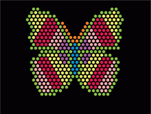 Light Bright Patterns To Print Glowpeg Lite Brite