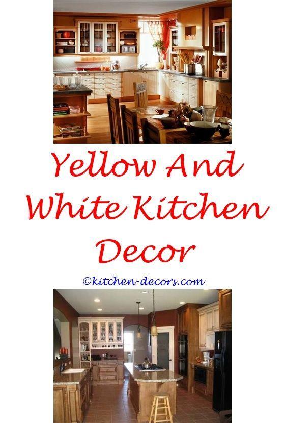 yellowkitchendecor red kitchen decor walmart - decorating above