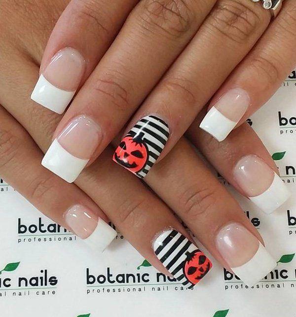 20 cool easy halloween nail art ideas halloween nail designs