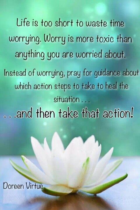 Doreen Virtue. A great reminder.