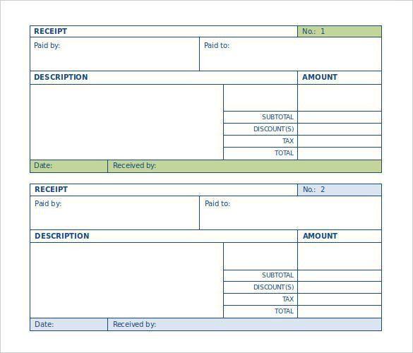 Best 25 receipt template ideas on pinterest invoice template Pinterest #SampleResume #PaymentReceipt