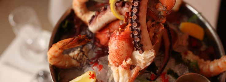 Seafood Restaurants in New York | Fishtail by David Burke