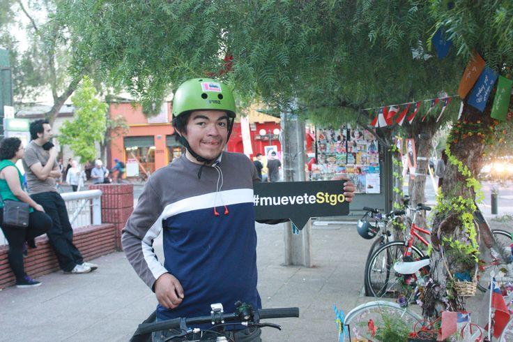 """#MueveteStgo Propuesta de los ciclistas urbanos metropolitanos para un nuevo paradigma de movilidad y una nueva cucltura urbana"""""""