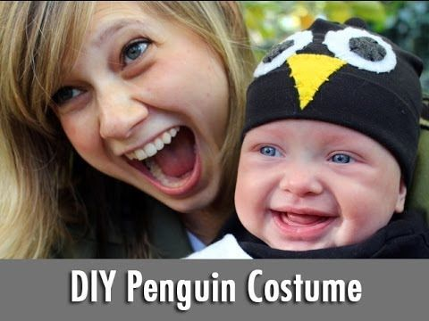 How-To: Baby Penguin Costume | Make: DIY Projects, How-Tos, Electronics, Crafts and Ideas for Makers | MAKE: Craft