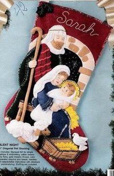 Patrones y Moldes de Botas y botitas para Navidad en Fieltro