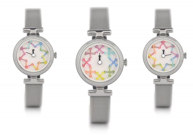 Unikátní hodinky Ossify z dílny Mr Jones Watches kterou v ČR najdete pouze na 24Time.cz  http://www.24time.cz/ossify-15162/