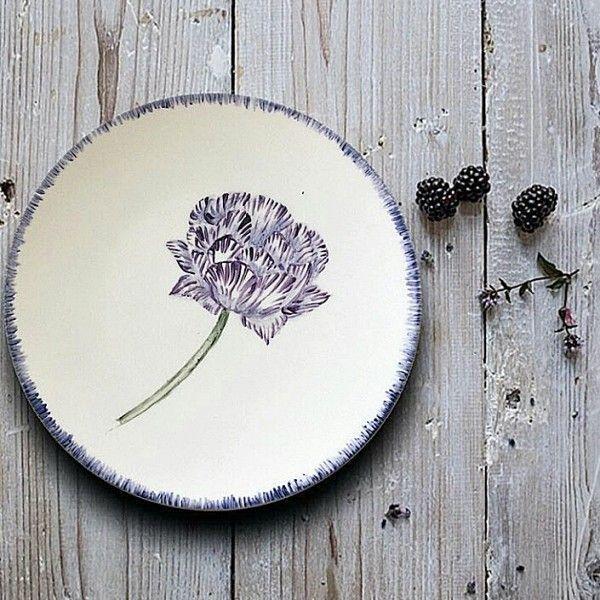 17 mejores ideas sobre platos decorativos en pinterest for Placas decoracion pared