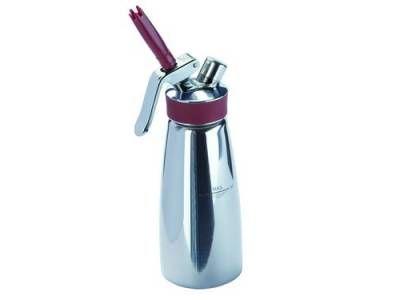 Siphon à chantilly  GOURMET WHIP professionnel 0,5 litre