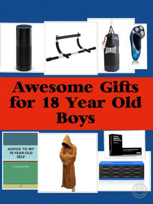 Incredibly Awesome Gifts For 18 Year Old Boys