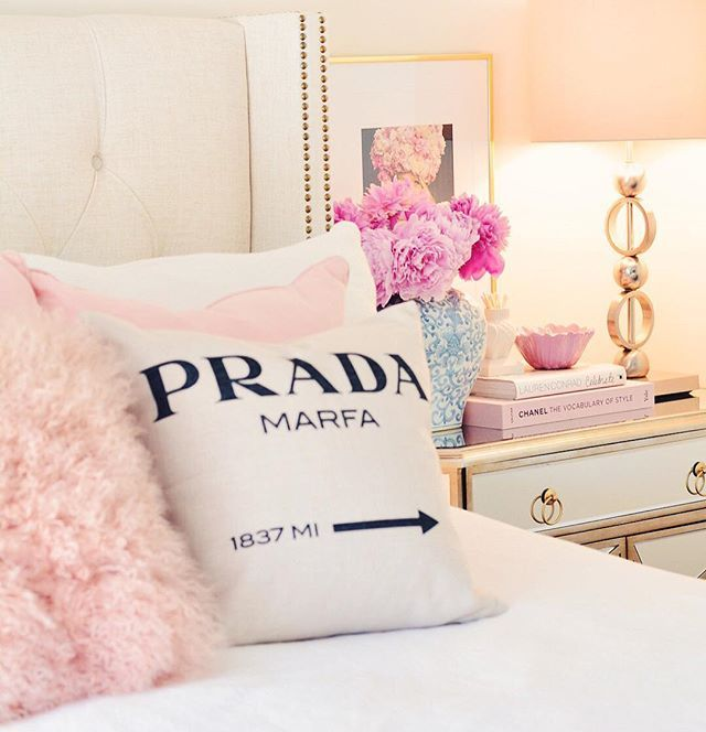 Sunday morning  Prada #marfa pillow from @compositionlane use code CERES10 for a discount on their site  http://⁠liketk.it/⁠2oF06  #liketkit  @liketoknow.it