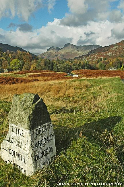 Elterwater Common, the Lake District, Cumbria