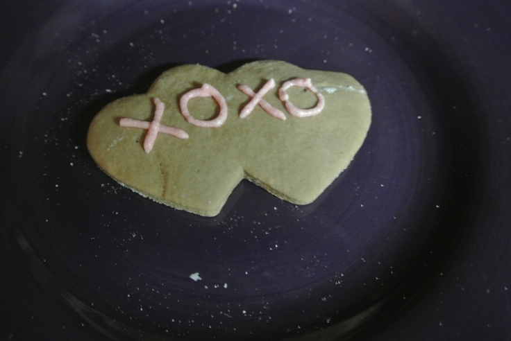Sugar Cookies with meaning