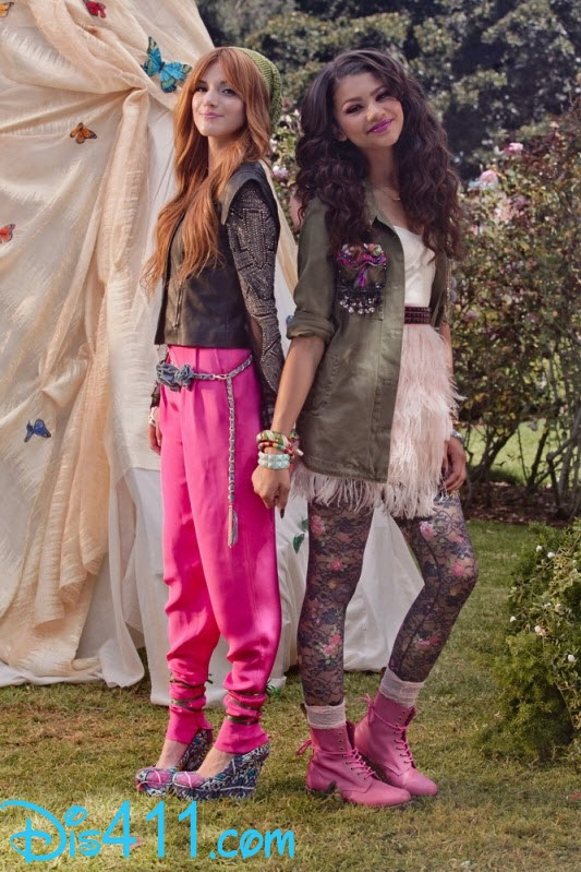 Bella Thorne And Zendaya Fashion Is My Kryptonite Music Video Bella Thorne And Zendaya