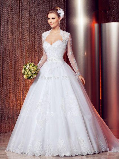 vestidos-de-noiva-baratos-com-renda