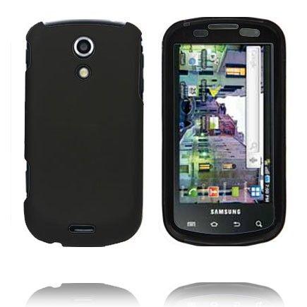 Hard Shell Snap-On (Sort) Samsung Galaxy S Pro Deksel