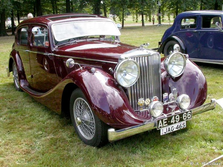 Jaguar Mk IV 1946.