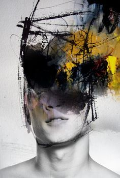 Antonio Mora's Surreal Portraits Blend Chaotic Worlds in an Awesome Way - Cube Breaker