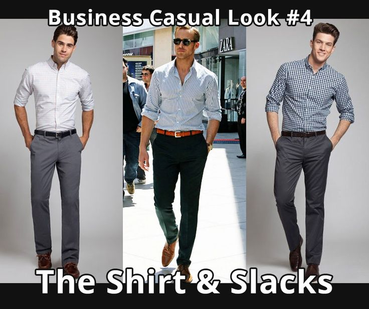 What is business casual for men? Everybody seems to think it means something else. If you're confused, and need some clarity, this article will provide it.