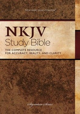 The NKJV Study Bible : Second Edition, Thomas Nelson. I would like a NKJV study bible. preferably one with a cute cover.