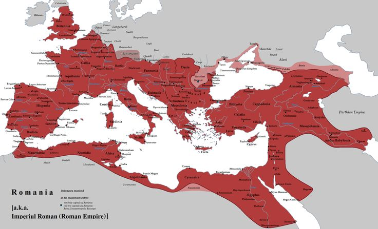 Ceea ce mulţi cunosc drept Imperiul Roman este o ţară apărută în mijlocul Peninsulei Italia. Este înfiinţată în jurul anului 1.000 î.Chr. ca o confederaţie de triburi. Pe atunci, desigur, foarte mi…