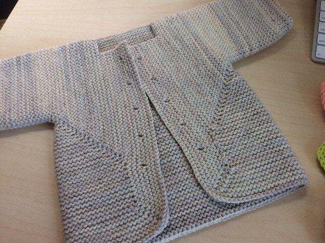 Baby Surprise Jacket | Knit Picks Stroll tonal