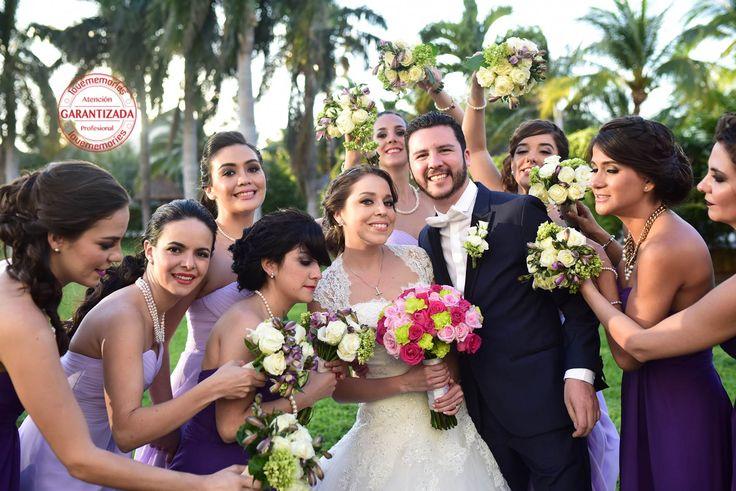 happy bride, #BridalBouquet