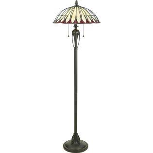 another antique floor lamp