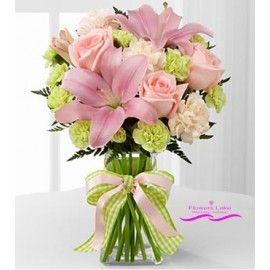 Get fresh flowers delivery from Flowerlakes