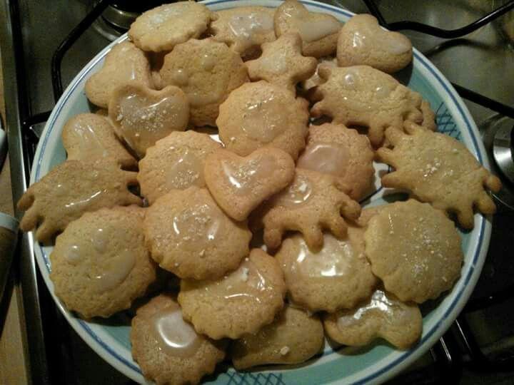 #Biscotti al #miele