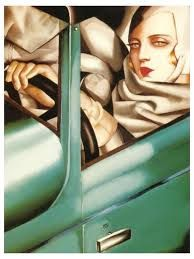 Image result for tamara de lempicka paintings