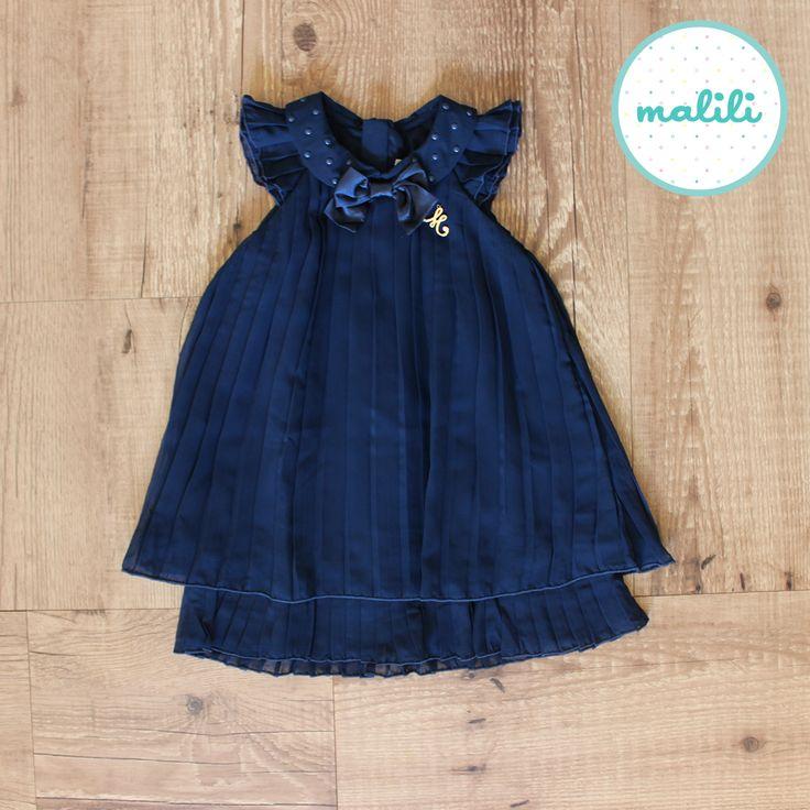 Vestido Chiffon Drapeado Azul (Código 4003) R$ 149,90