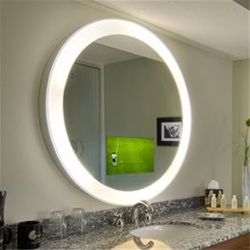 Absolutely Smart Bathroom Mirror With Lights Built In Wall Mirrors Light Led