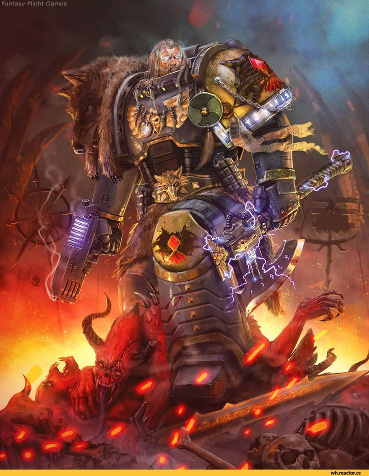 Warhammer 40000,warhammer40000, warhammer40k, warhammer 40k, ваха, сорокотысячник,фэндомы,Space Wolves,Space Marine,Adeptus Astartes,Imperium,Империум,Chaos (Wh 40000),Hokunin,Khorne