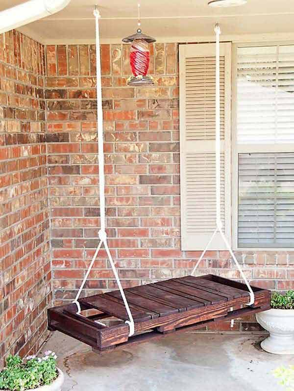 I like this Prime 38 Genius DIY Outside Pallet Furnishings Designs That Will Amaze You