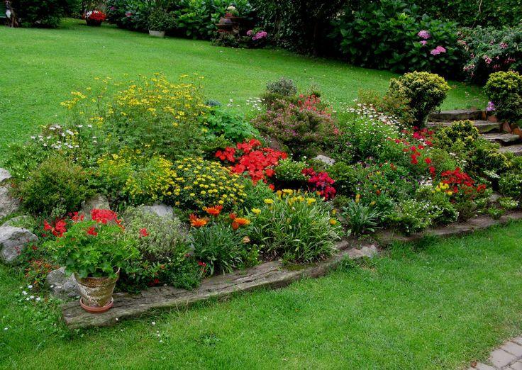 M s de 25 ideas incre bles sobre jard n en pendiente en - Jardines increibles ...
