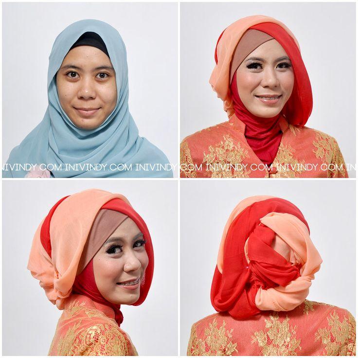 wardah hijab make over - Penelusuran Google
