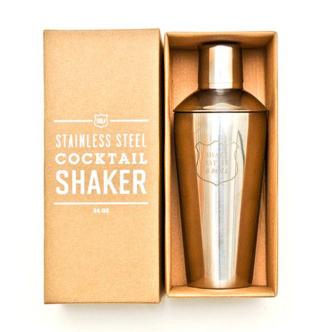 Shake Rattle and Roll Cocktail Shaker | Izola