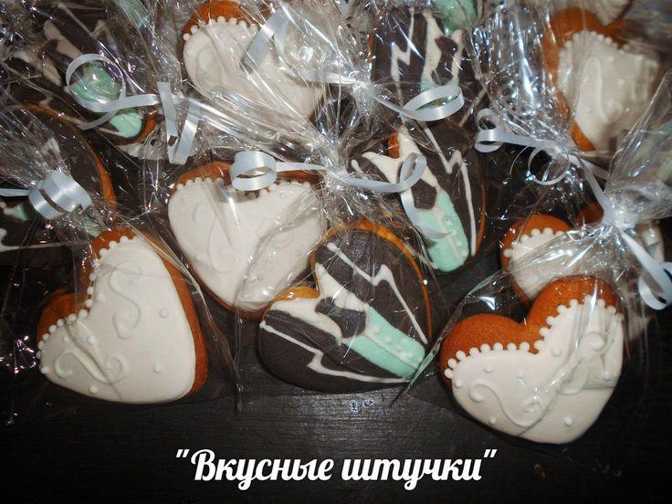 ... и снова свадебные сладости
