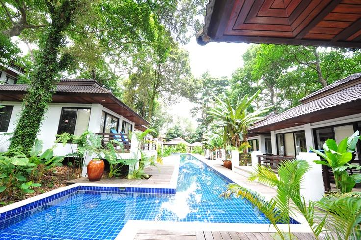 Chang Buri Resort & Spa - Swimming pool