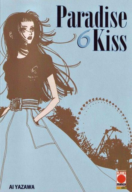 "Model Yukari Hayasaka from ""Paradise Kiss"" series by Ai Yazawa."