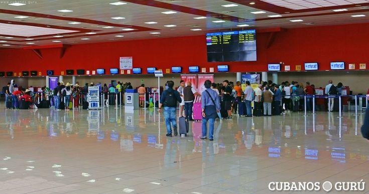 Palabras cubanas relacionadas al residente en el extranjero #Vocabulario #aeropuertos #CubanosEmigrados #formasdedecir #palabras